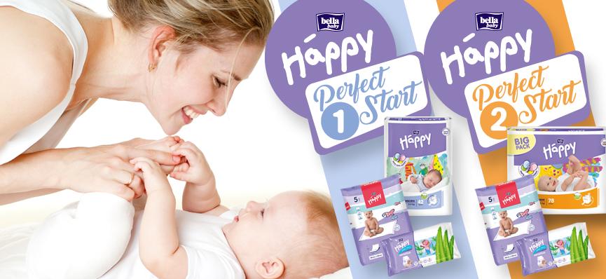 ÚJDONSÁG! Bella Baby Happy PERFECT START csomagok