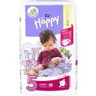 ÚJ VÁLTOZAT: Bella Baby Happy Junior, 58 db BIG PACK